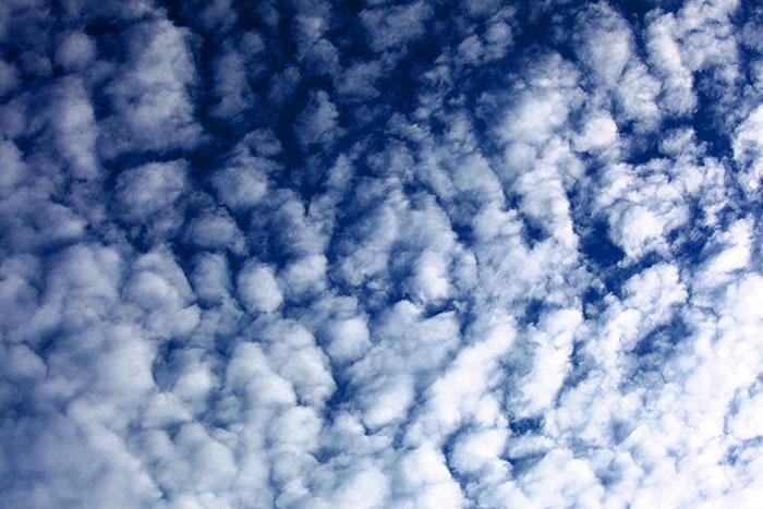 Wolken über München